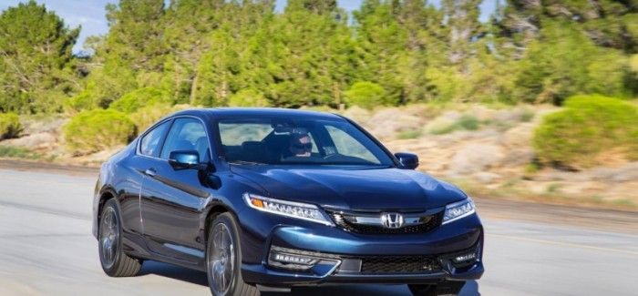 2016 Honda Accord Coupe facelift pricing  – Official