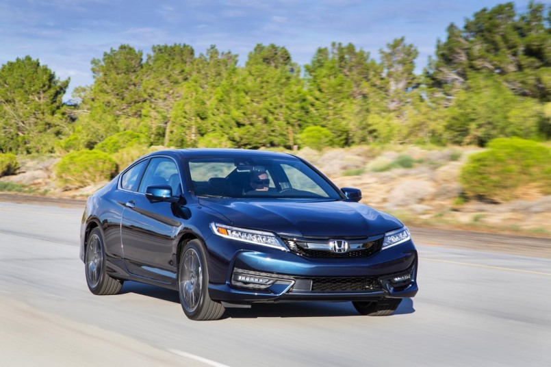 2016 honda accord coupe facelift pricing official dpccars. Black Bedroom Furniture Sets. Home Design Ideas