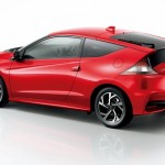 2016 Honda CR-Z facelift unveiled (3)