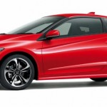2016 Honda CR-Z facelift unveiled (4)