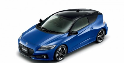 2016 Honda CR-Z facelift unveiled (5)