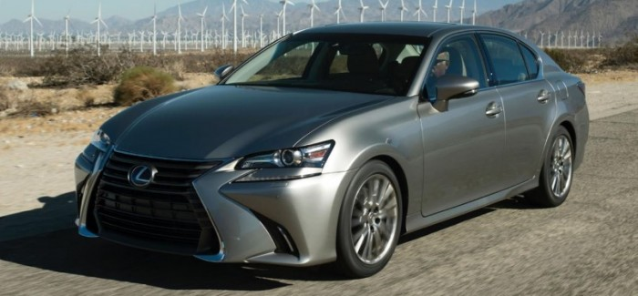 2016 Lexus GS facelift – Official – Video