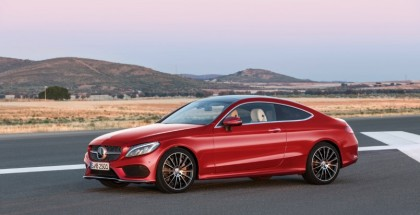 2016 Mercedes C-Class Coupe - Official (28)