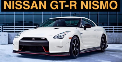 2016 Nissan GT-R NISMO Detailed Explanation (2)