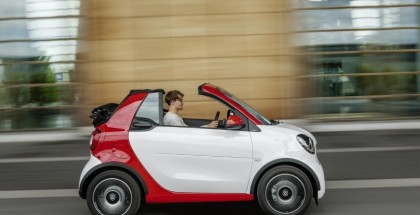 2016 Smart Fortwo Cabrio - Official (11)