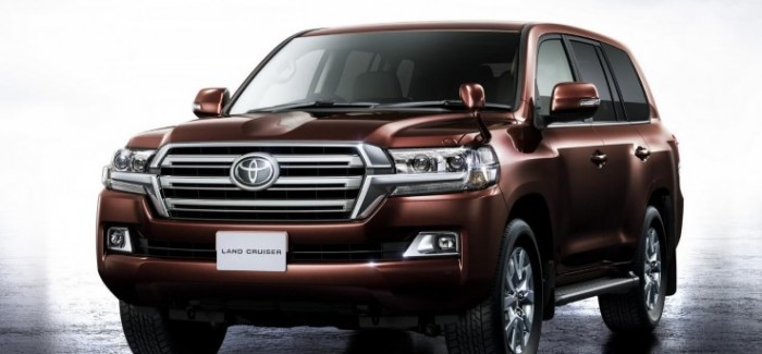 2016 Toyota Land Cruiser – Official – Video