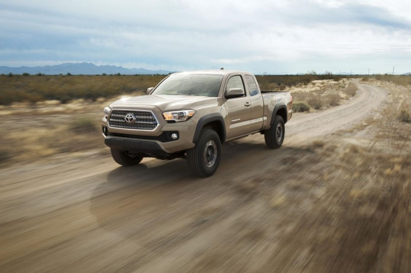 2016 toyota tacoma price and performance official video. Black Bedroom Furniture Sets. Home Design Ideas
