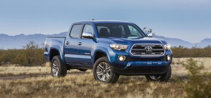 2016 Toyota Tacoma Price and Performance – Official – Video