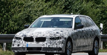 2017 5-Series With A Touring Body Spied (3)