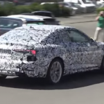 2017 Audi A5 Coupe spied 3