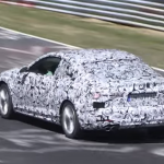 2017 Audi A5 Coupe spied 6