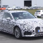 2017 Audi A5 Coupe spied 9
