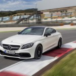 2017 Mercedes-AMG C63 Coupe - Official (1)
