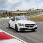 2017 Mercedes-AMG C63 Coupe - Official (11)