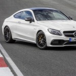 2017 Mercedes-AMG C63 Coupe - Official (2)