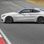 2017 Mercedes-AMG C63 Coupe - Official (3)