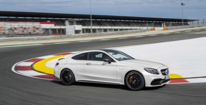 2017 Mercedes-AMG C63 Coupe - Official (9)