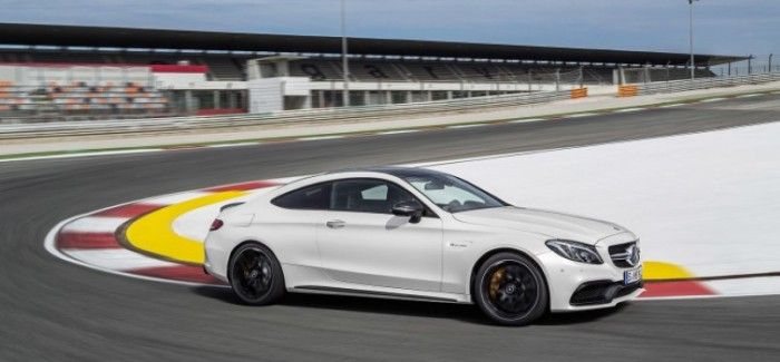 2017 Mercedes-AMG C63 Coupe – Official – Video