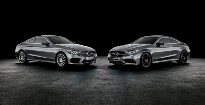 2017 Mercedes-AMG C63 Coupe Official Photos Leaked (2)