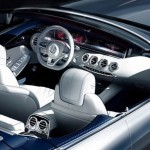 2017 Mercedes-Benz S-Class Cabriolet First Official Image (12)