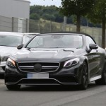 2017 Mercedes-Benz S-Class Cabriolet First Official Image (5)