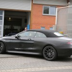 2017 Mercedes-Benz S-Class Cabriolet First Official Image (7)