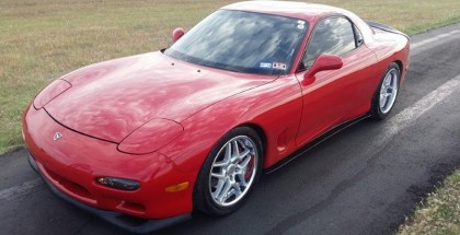 540WHP Stroker LS3 Swapped 3rd Gen 1995 Mazda RX-7 (3)