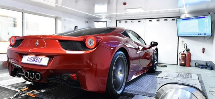 606HP Ferrari 458 by Litchfield Imports