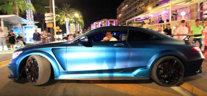 985 Horsepower Mansory Mercedes S63 AMG Coupe Diamond Edition – Video