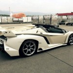 A Girl owens this $4.4 Million Lamborghini Veneno Roadster (2)