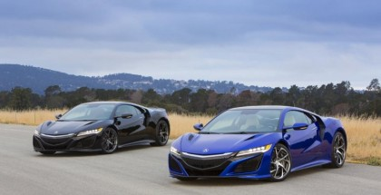 Acura NSX Features and Options on Display at The Quail (6)