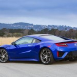 Acura NSX Features and Options on Display at The Quail (8)
