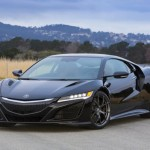 Acura NSX Features and Options on Display at The Quail (9)