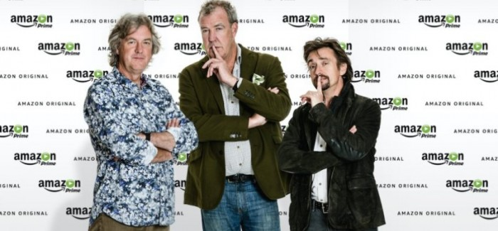 Amazon says Ex Top Gear Hosts Are Expensive But Worth It