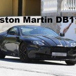 Aston Martin DB11 screenshot from spy photos and video (10)