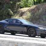Aston Martin DB11 screenshot from spy photos and video (14)