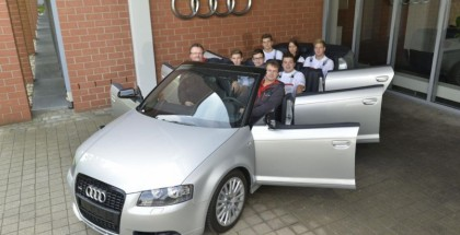 Audi A3 Convertible with six doors (2)