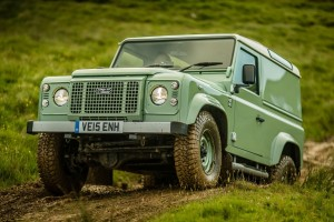 Auto Express - Land Rover Defender Heritage review (1)