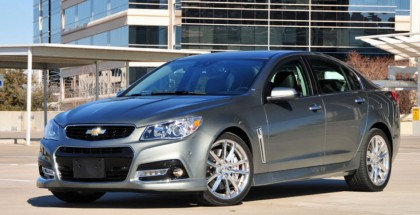 Auto Guide - 2015 Chevrolet SS Review 1
