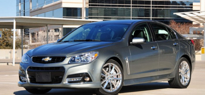 Auto Guide – 2015 Chevrolet SS Review – Video