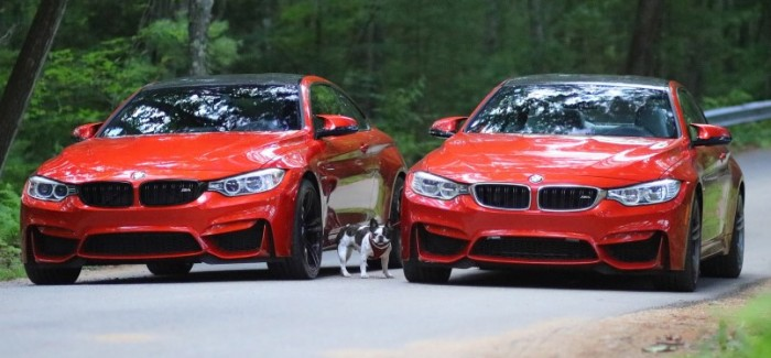 BMW M4 & M3 – Dual Clutch vs Manual Transmission – Video