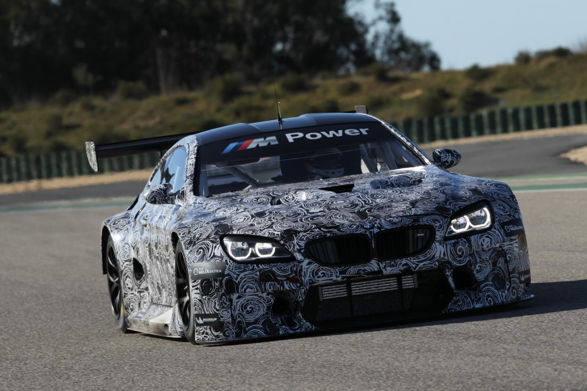bmw releases details of new m6 gt3 racing car dpccars. Black Bedroom Furniture Sets. Home Design Ideas
