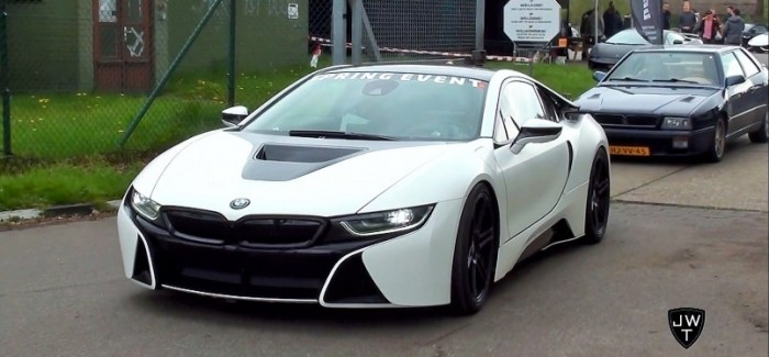Bmw I8 Coupe Drag Racing Other Supercars Video Dpccars