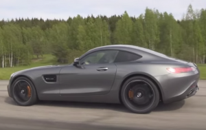 Both Stock - Mercedes AMG GT S vs Audi RS7 (1)