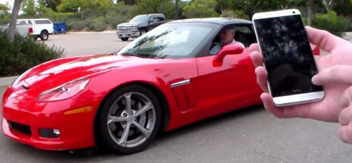 C6 Chevy Corvette Gets Hacked – Video