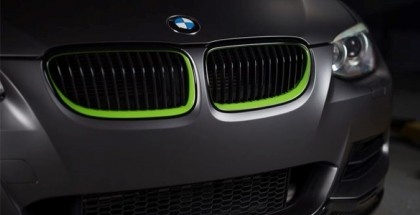 Cool Looking BMW 335is E92 called Ghost Chameleon (5)