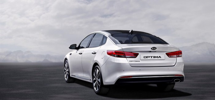 Euro-Spec 2016 Kia Optima Photos Leaked