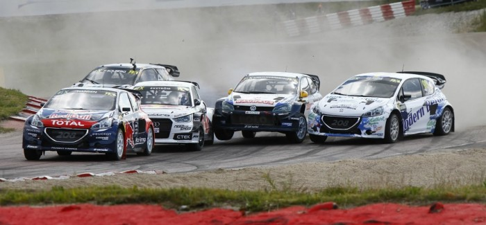 Exciting RallyCross Holjes RX Supercar Final