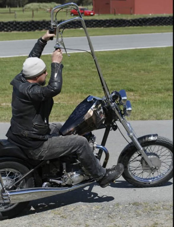 Chevy Vs Gmc >> Extreme Motorcycle Ape Hangers   DPCcars
