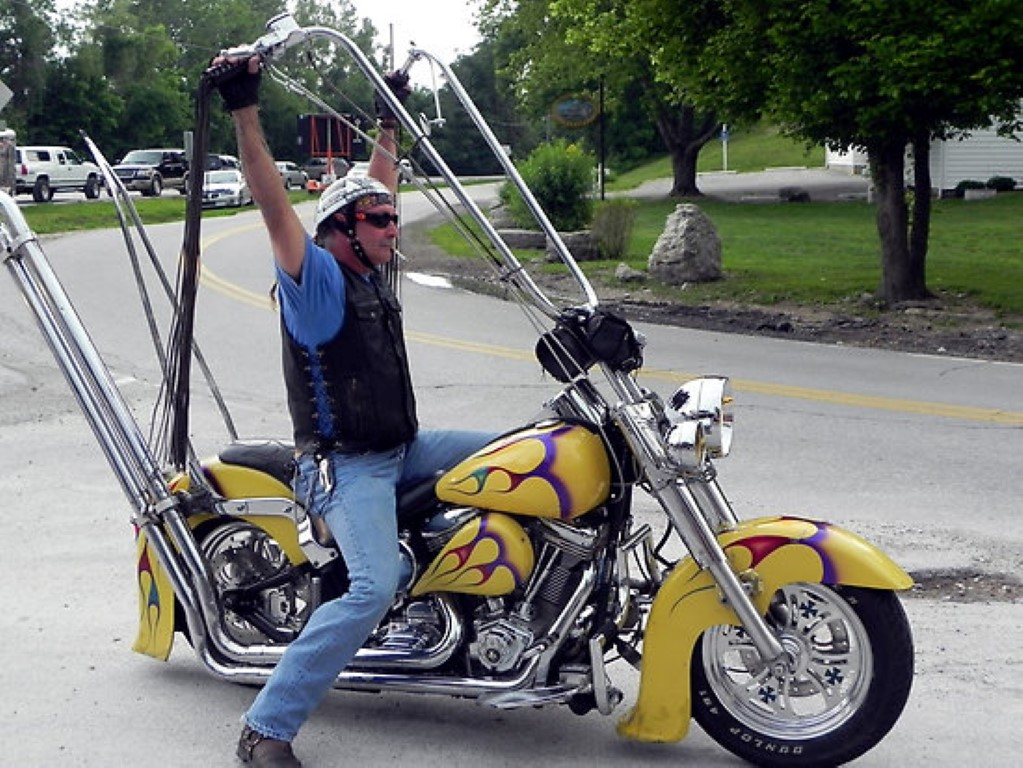 Extreme Motorcycle Ape Hangers Dpccars